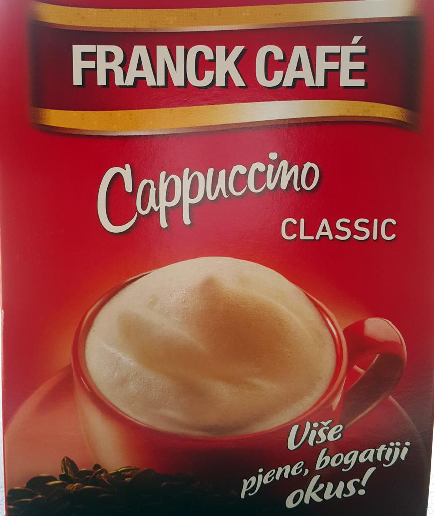 Franck-Cappuccino