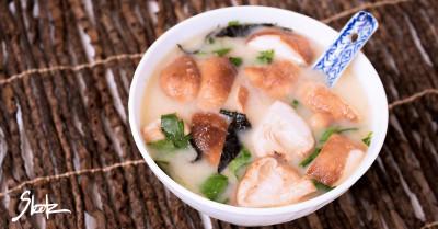 Miso juha s šitakami