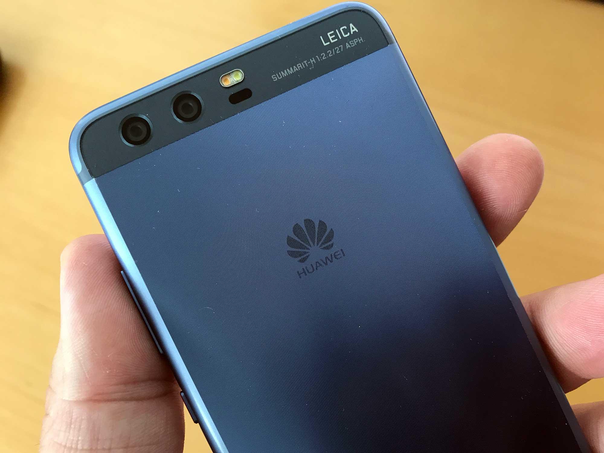 Huawei P10 – Skoraj med najboljšimi