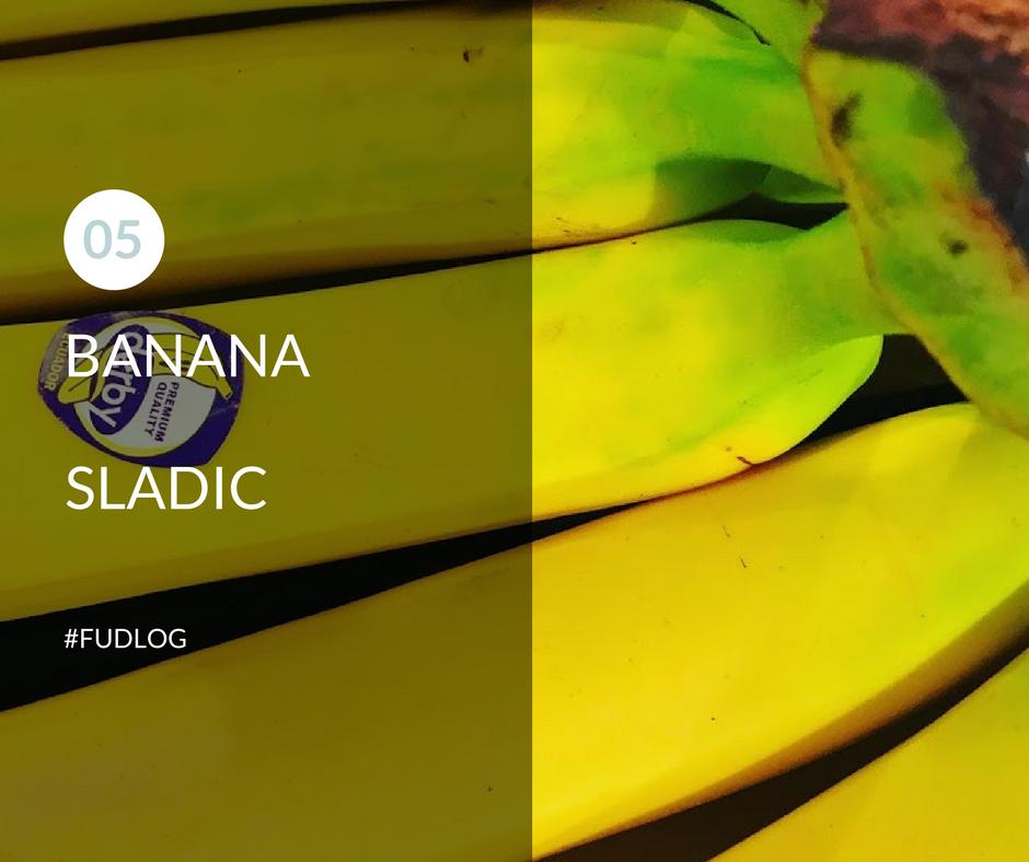 5 banana sladic