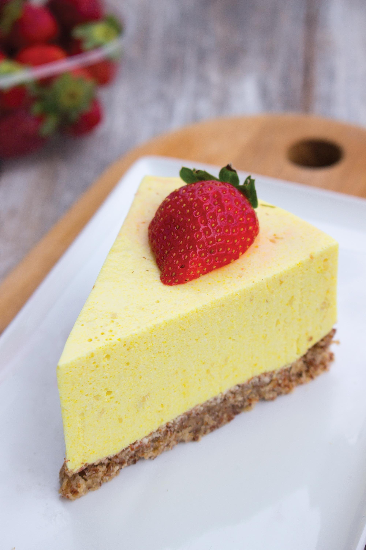 Limonin cheesecake sirna pita LCHF