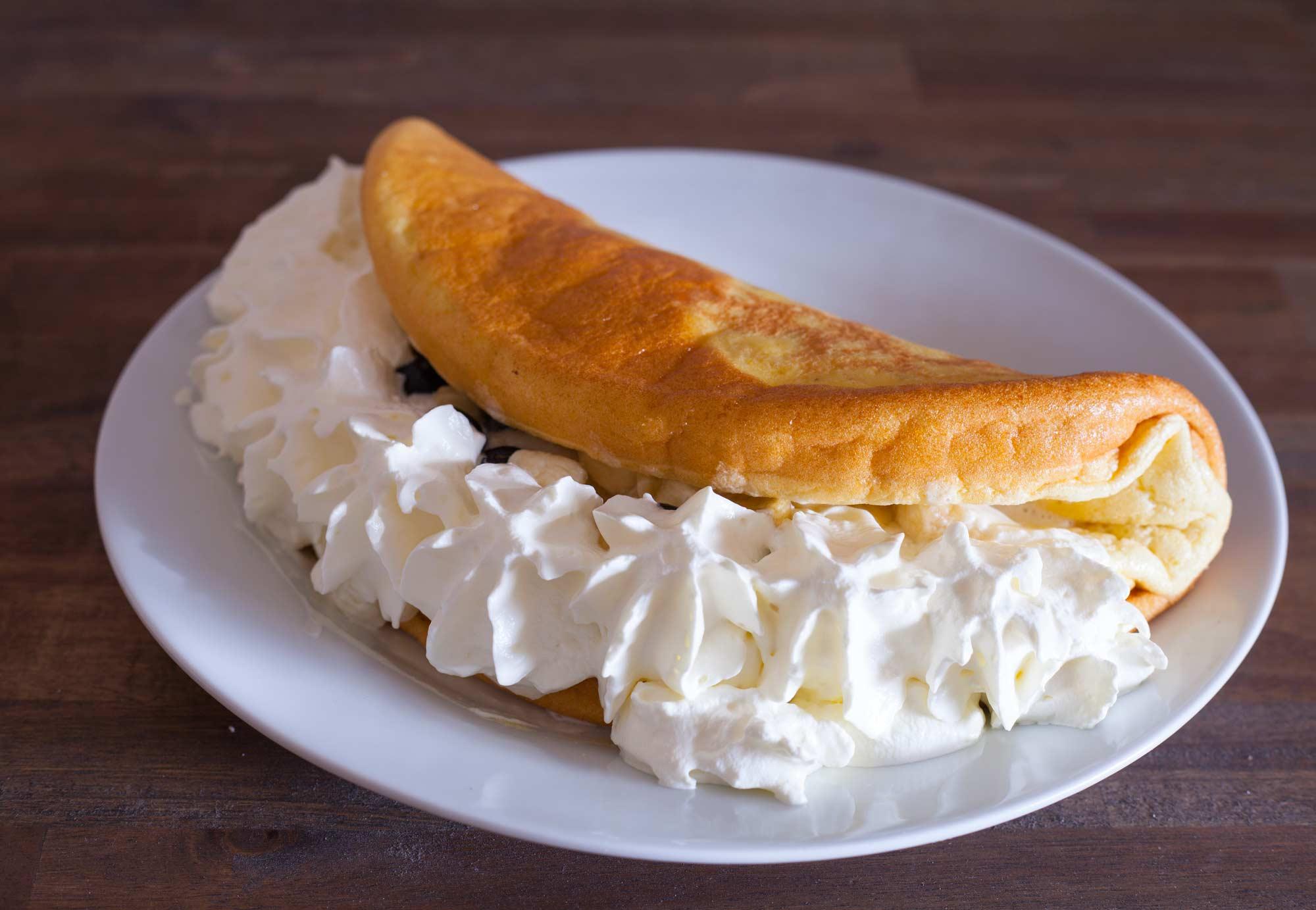 Pohorska omleta