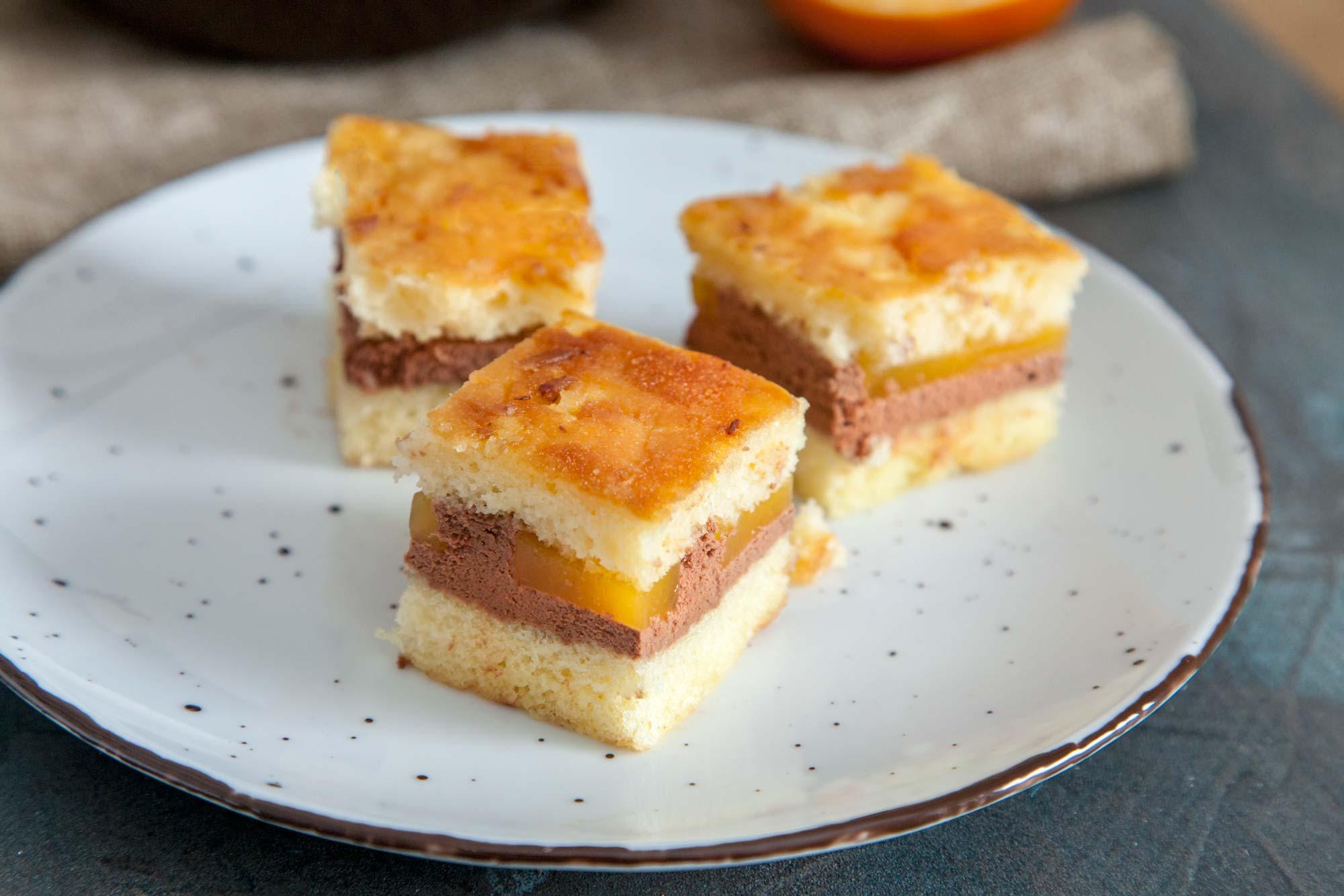 Sočen jaffa kolač