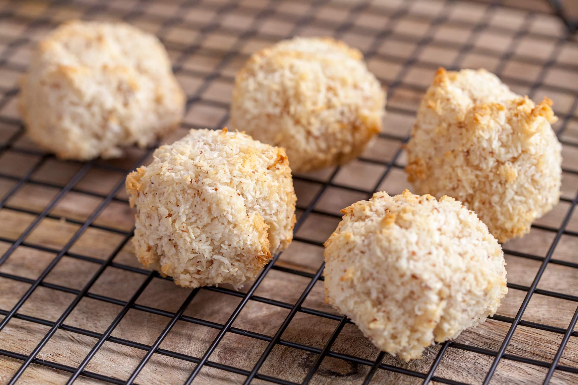 Kokosovi poljubčki (vegan)