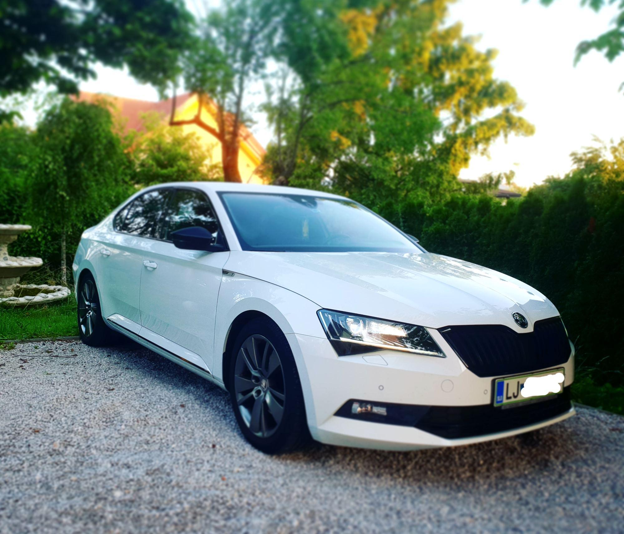 Škoda Superb Sportline 2.0 TDI