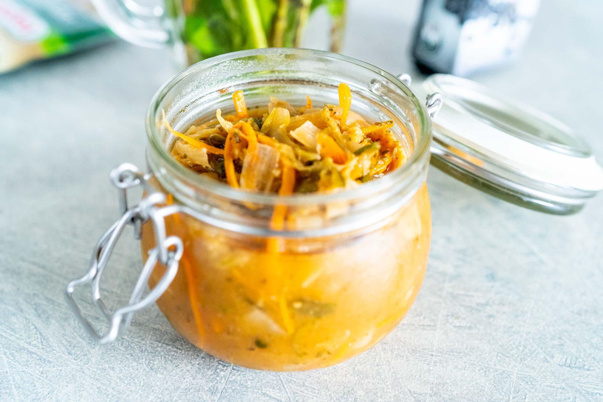 Kimči - fermentirana korejska zelenjava