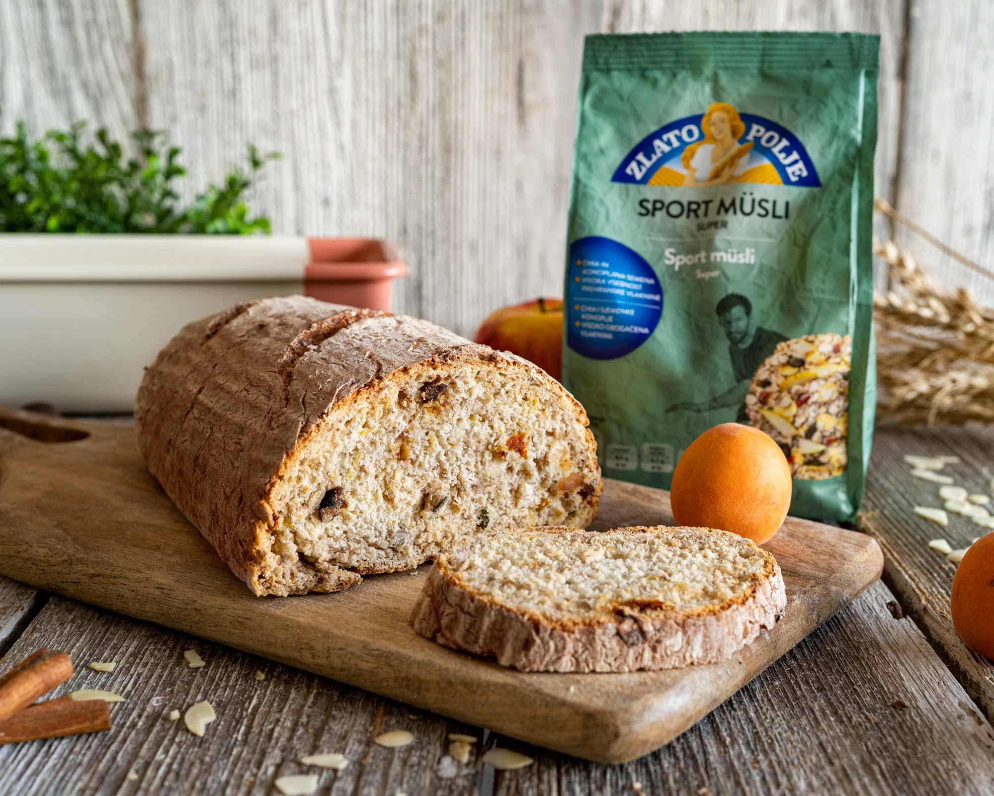 Kruh s Sport musliji