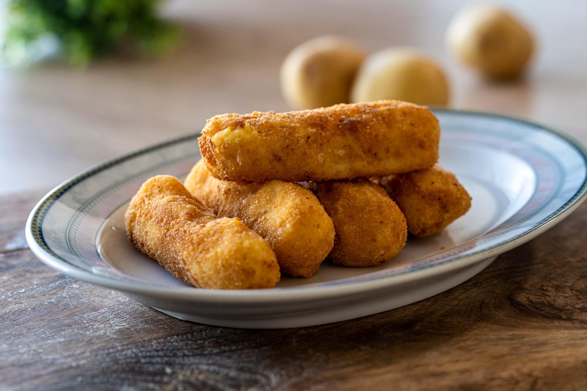 Krompirjevi kroketi