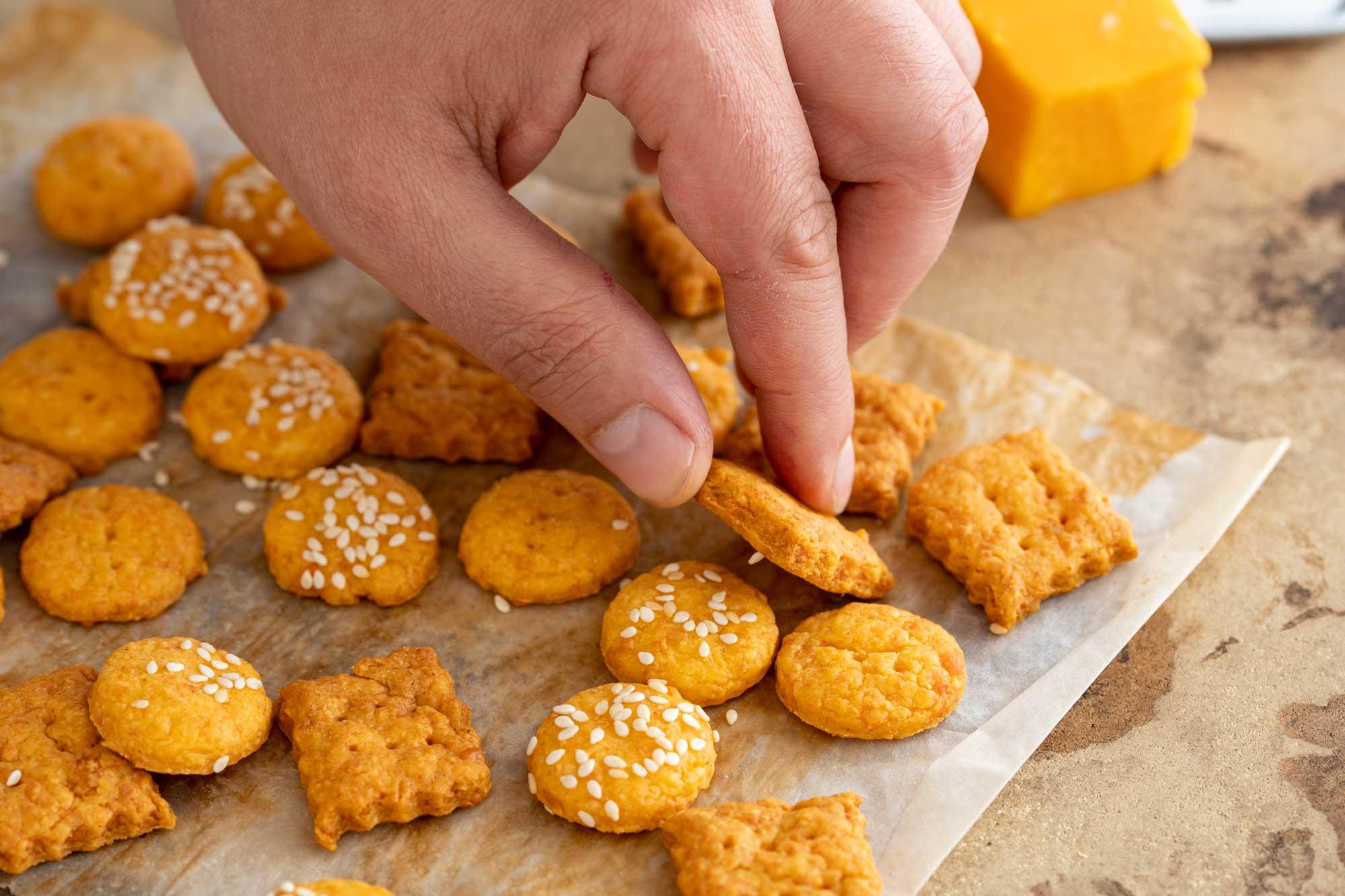 Slani krekerji
