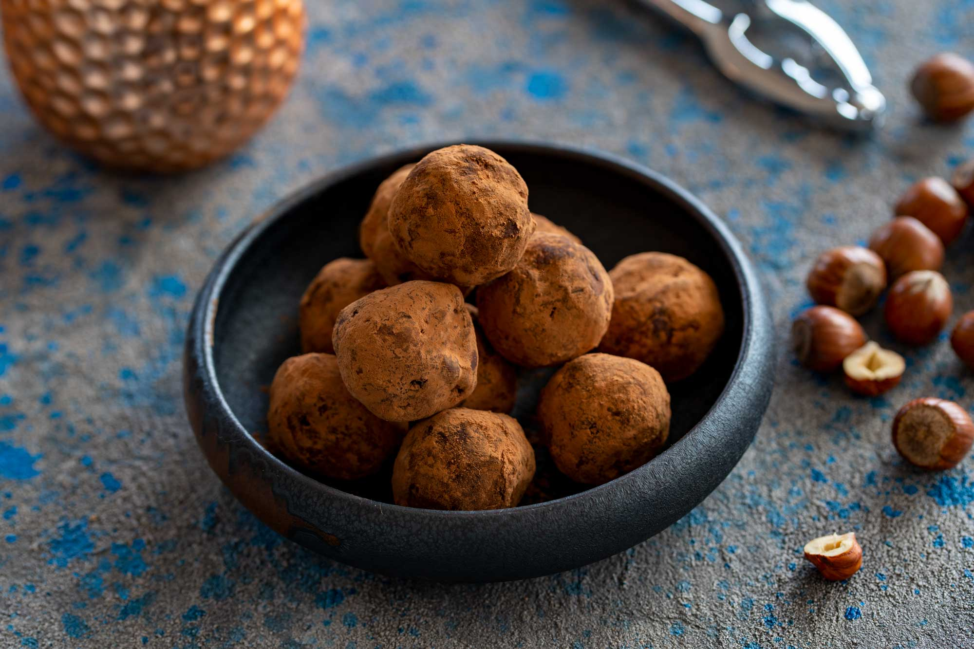 Čokoladni trufli z Linolado