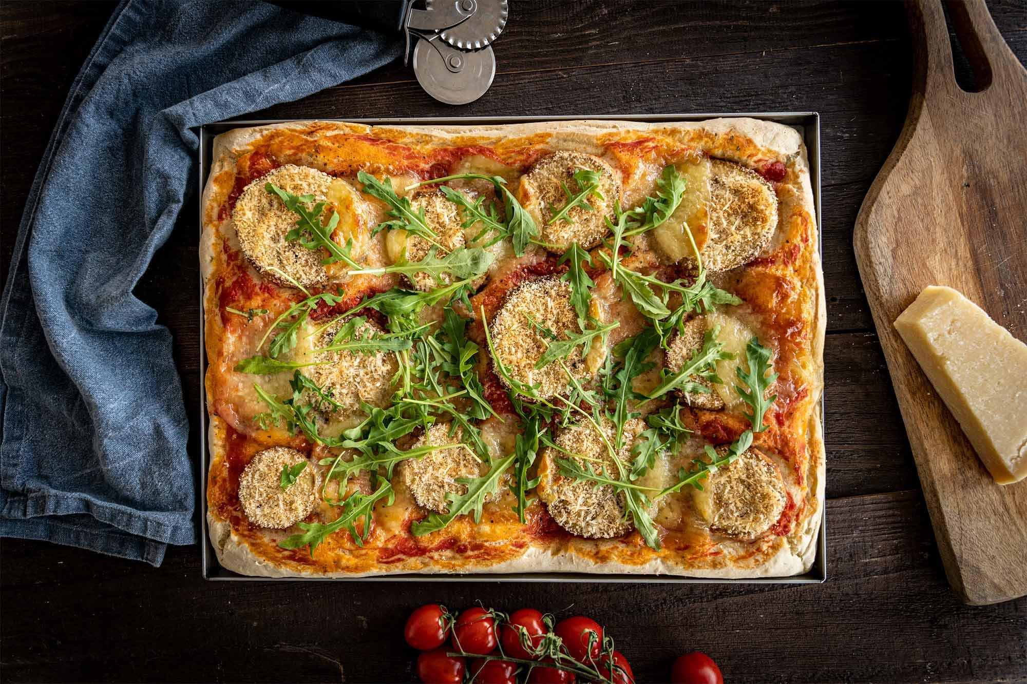 Pica parmigiana